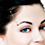 Augenbrauen. Silhoutte Soft Fadenlifting in der Praxis Dr. Juri Kirsten in Berlin