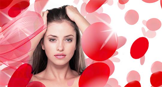 Haarausfall bei Frauen / Vampire Lifting gegen Haarausfall