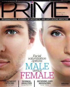 Artikel von Dr Kirsten in Prime 2013 Hyperhidrose-1