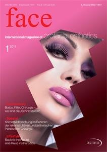 Kombinationsbehandlung Mesotherapie & Radiofrequenz («Face», 1|2011)