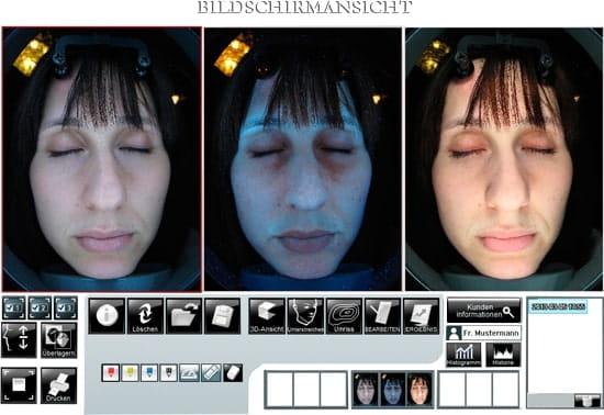 Digitale Hautanalyse in Berlin - Praxis Juri Kirsten