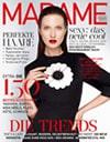 Статья о криолиполизе в журнале Madame март 2013