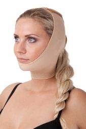 Maske für die Tage nach einem Aptos Lifting